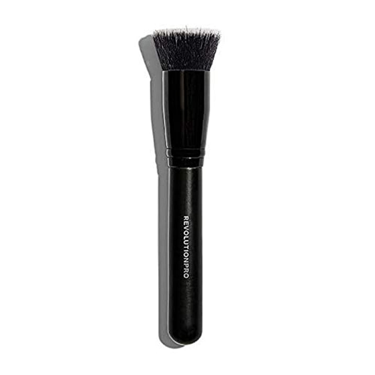ヘクタールこだわり改革[Revolution ] 革命プロの液滴の基礎化粧ブラシ - Revolution Pro Liquid Drop Foundation Makeup Brush [並行輸入品]