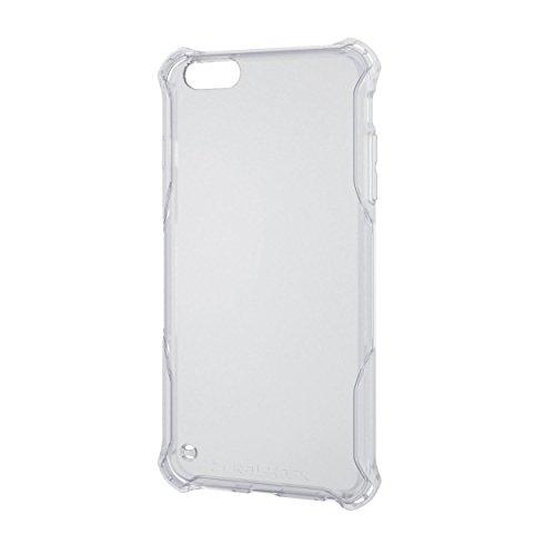 ELECOM iPhone6S Plus iPhone6 Plus 衝撃吸収 ZEROSHOCK INVISIBLEケース クリア PM-A14LZEROTCR