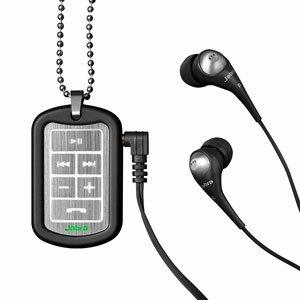 【日本正規代理店品】 Jabra DogTagデザイン Bluetoothステレオヘッドセット BT3030