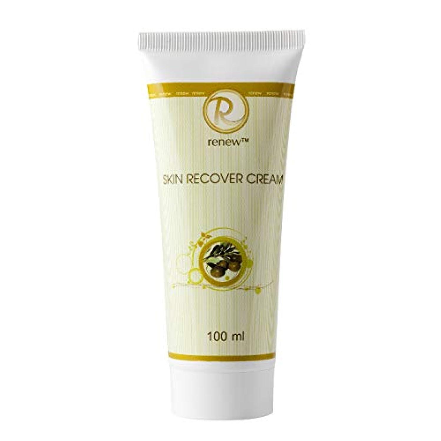 完全に乾くチーム願うRenew Skin Recover Cream 100ml