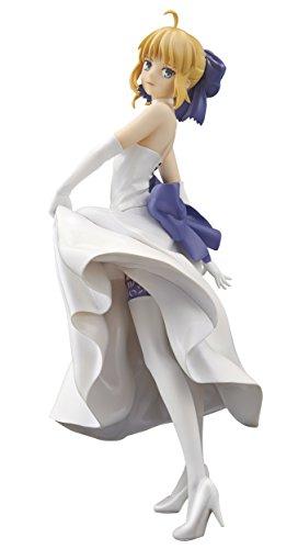 Fate/stay night [UBW] 세이버 피규어 SQ 페이트 드레스 애니메이션 상품 프라이즈 굿 스마일 컴퍼니 반프레스트-33252