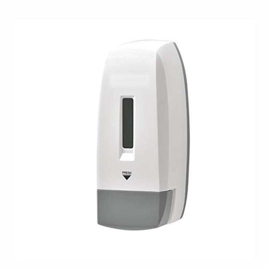 温かいガジュマル噴出するせっけん ソープディスペンサーフリーパンチ手動ソープディスペンサー壁手指消毒剤家庭用洗剤洗剤手指衛生ボトル 新しい