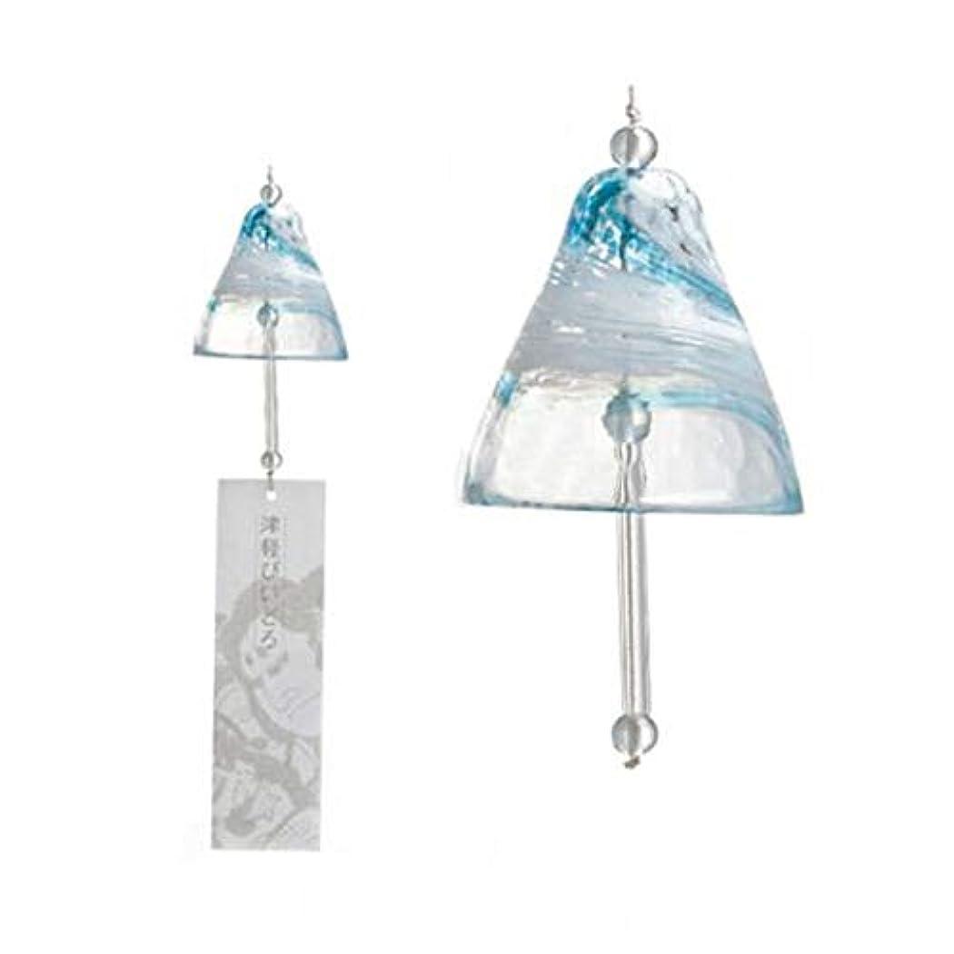 必要性三角順応性のある風チャイム、手作りグラス風チャイム、カラークリスタルオーナメント、風チャイム (Color : 1)
