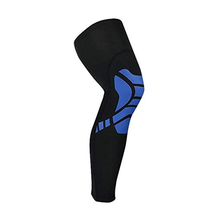 治世群れ犯罪膝サポートは関節炎の救助のための伸縮性のニーパッドによって改善された循環にスリーブを付けます-Rustle666