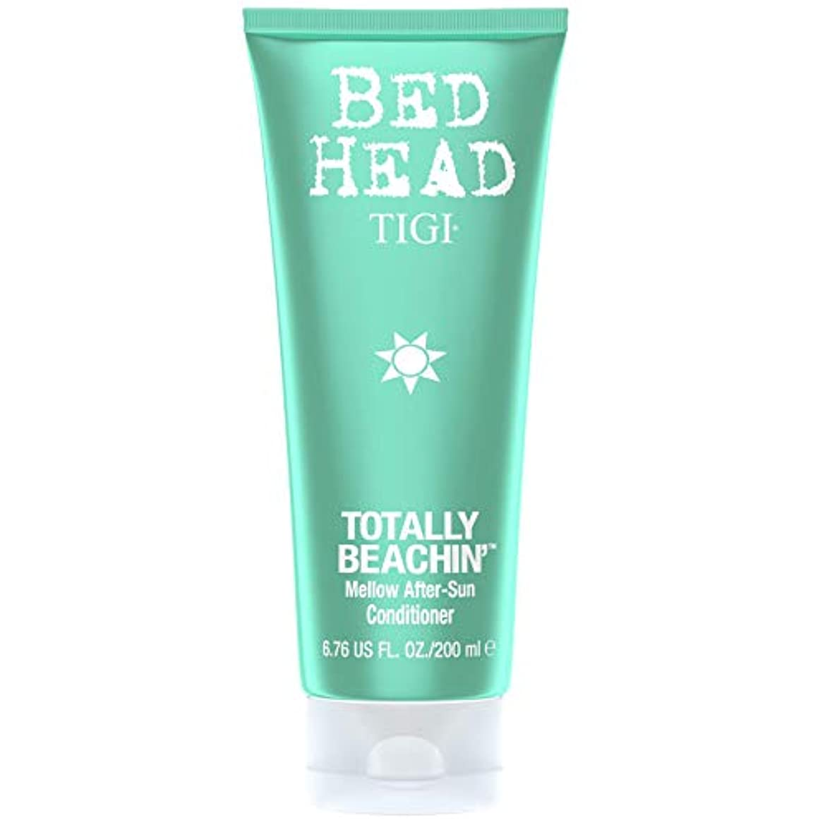 酸度苦しむ祖母Tigi Bed Head Totally Beachin Conditioner 200ml