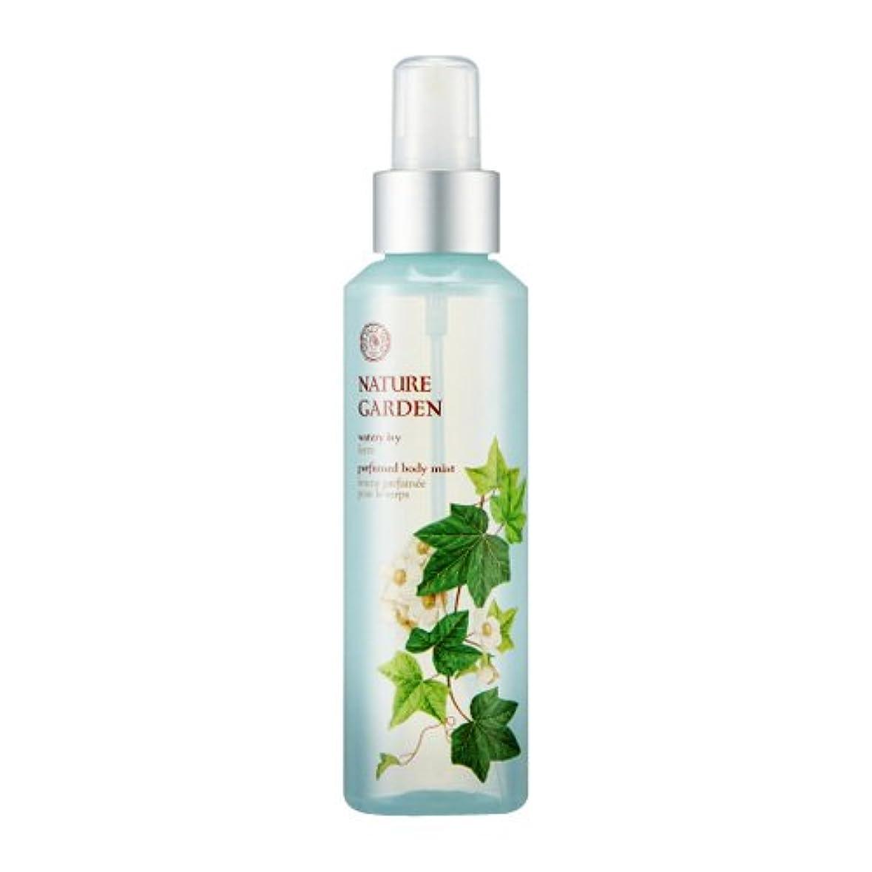 スマイル口ひげビュッフェTHE FACE SHOP NATURE GARDEN (Watery Ivy) Perfume Body Mist 155ml / ザ?フェイスショップ ネイチャーガーデン パフューム ボディミスト [並行輸入品]