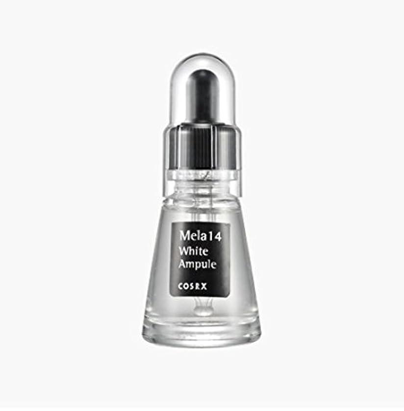 山岳政治家の輸送[Cosrx] Mela 14 White Ampule 20ml/K-Beauty/Korea Cosmetics