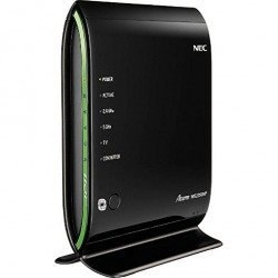 NEC 11ac対応 無線LANルーター親機(1733+450Mbps)Aterm WG2200HP PA-WG2200HP