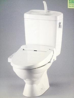 【C-180S+DT-4840】 LNセット便器 INAX LIXIL・リクシル LN便器【セット便器】 写真の便座は付いてません 手洗付 カラー:BN8(オフホワイト) 排水方向:床下排水(VP・VU100配管対応)
