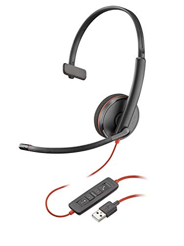 【国内正規品】 PLANTRONICS 業務用ヘッドセット Blackwire C3210 USB-A