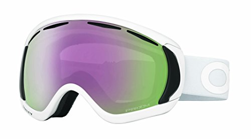 OAKLEY(オークリー) CANOPY FACTORY PILOT WHITEOUT W/ PRIZM HI PINK ALT FIT OO7081-04-K00645 ゴーグル スノーボード