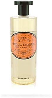 Naturally European Neroli & Tangerine Luxury Refreshing Shower Gel 5