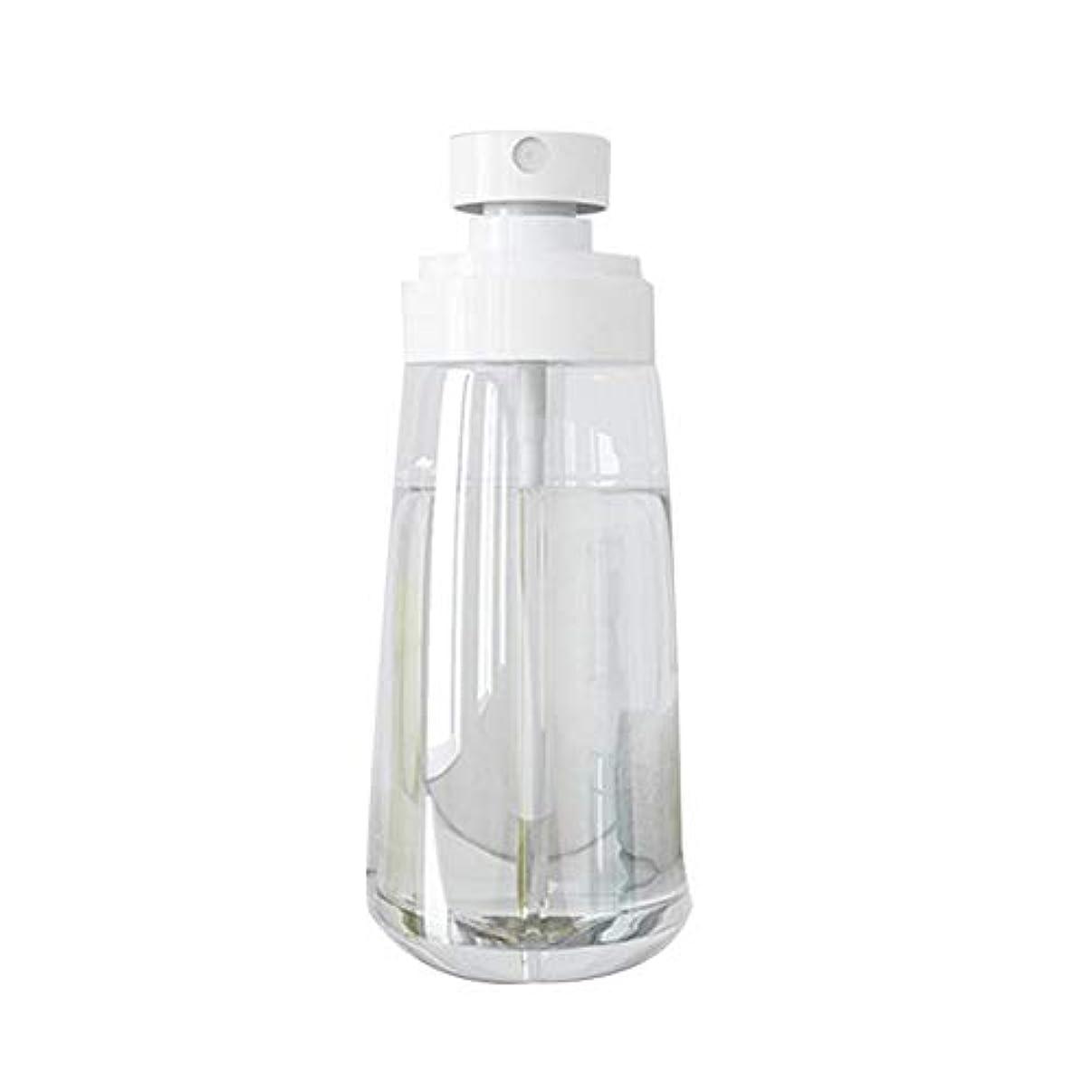 再開癒すホールドLUERME スプレーボルト 60ml PET製 化粧水の詰替用 極細のミストを噴霧する 旅行用の霧吹き 小分けの容器 アルコール消毒用 アトマイザー