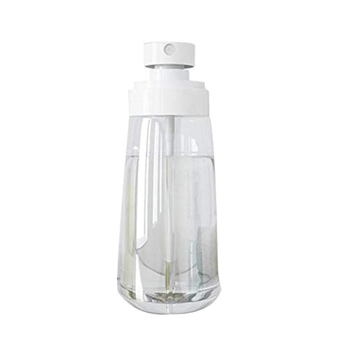昼食グレー一元化するLUERME スプレーボルト 60ml PET製 化粧水の詰替用 極細のミストを噴霧する 旅行用の霧吹き 小分けの容器 アルコール消毒用 アトマイザー