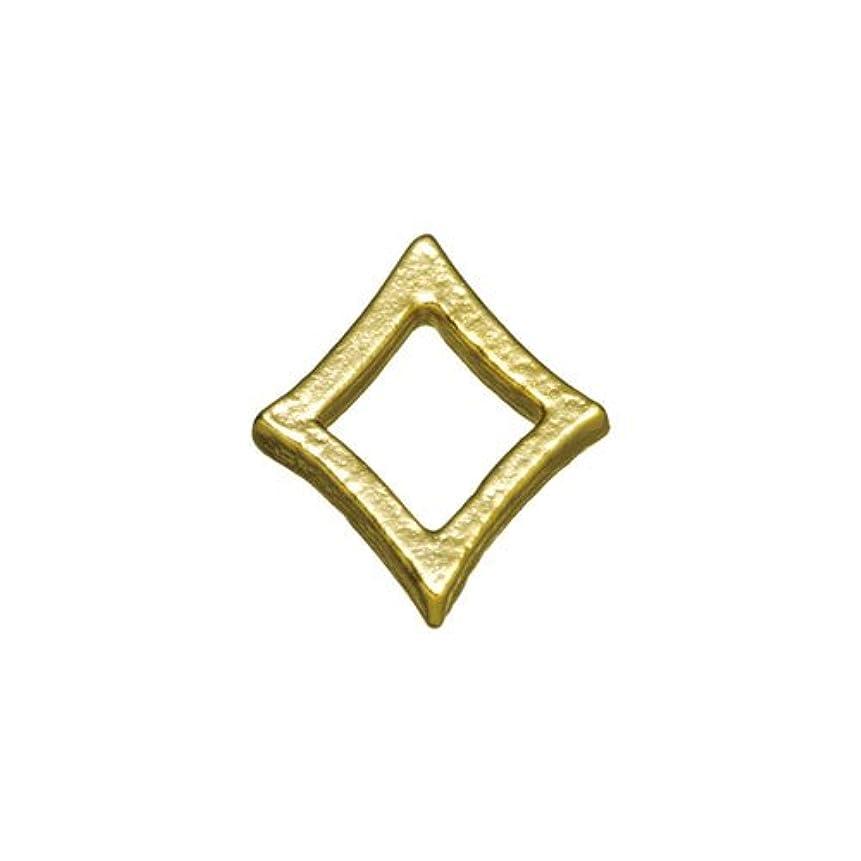 施し征服する無駄なプリティーネイル ネイルアートパーツ プレーンキラキラS ゴールド  15個