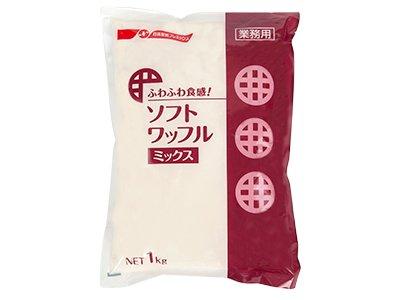cotta ふわふわ食感 ソフトワッフルミックス 1kg