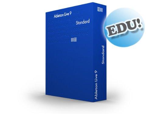 Ableton DAWソフトウェア Live 9 Standard 【アカデミック版】