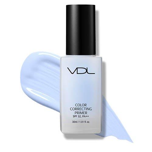 ブイディーエル [韓国コスメ VDL] カラー コレクティング プライマー (SPF32, PA++) (パントン) Serenity [海外直送品][並行輸入品]
