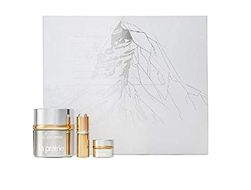 シーボード効能偽善者Exclusive New LA PRAIRIE Radiance Rivitalising Essentials