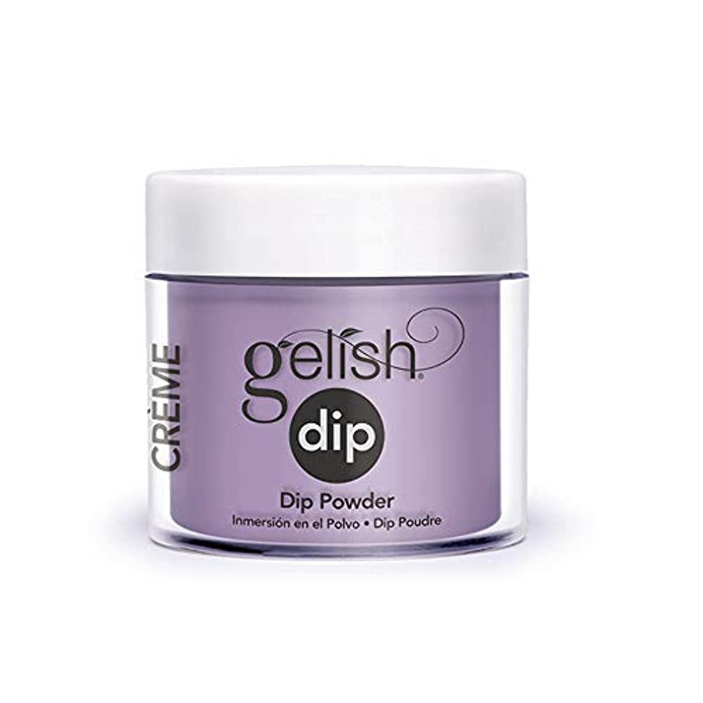 ぐるぐる動物園可愛いHarmony Gelish - Acrylic Dip Powder - Funny Business - 23g/0.8oz