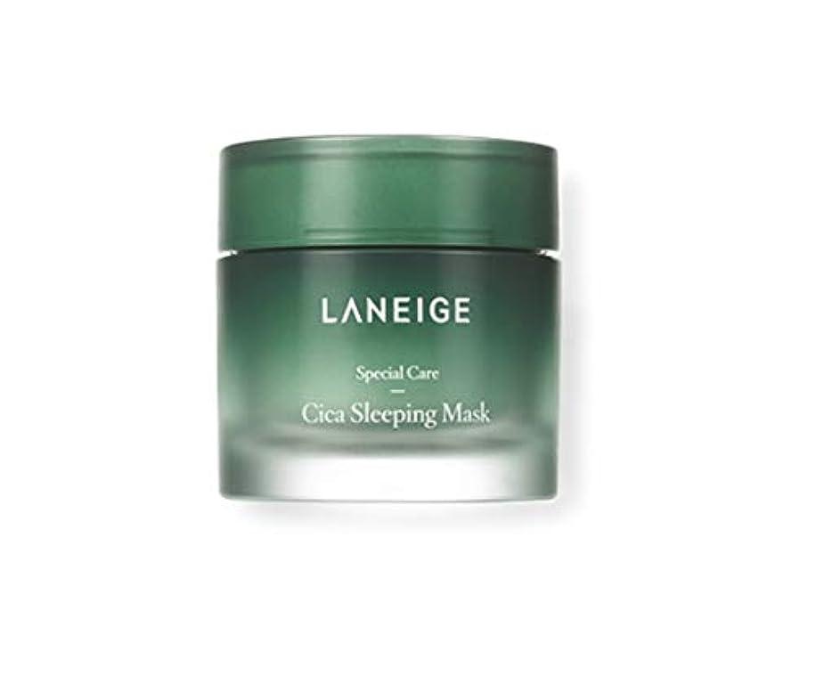 コットン処方刺激する【LANEIGE]CICAスリーピングマスク(60ml、新2019.03)JUHASBNHによる健康肌用バリアマスク