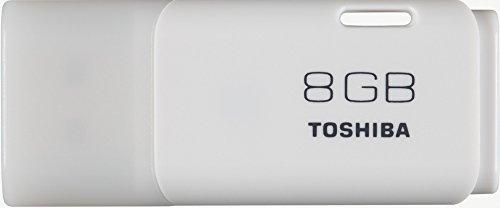 東芝 USBフラッシュメモリー 8GB TNU‐A008G