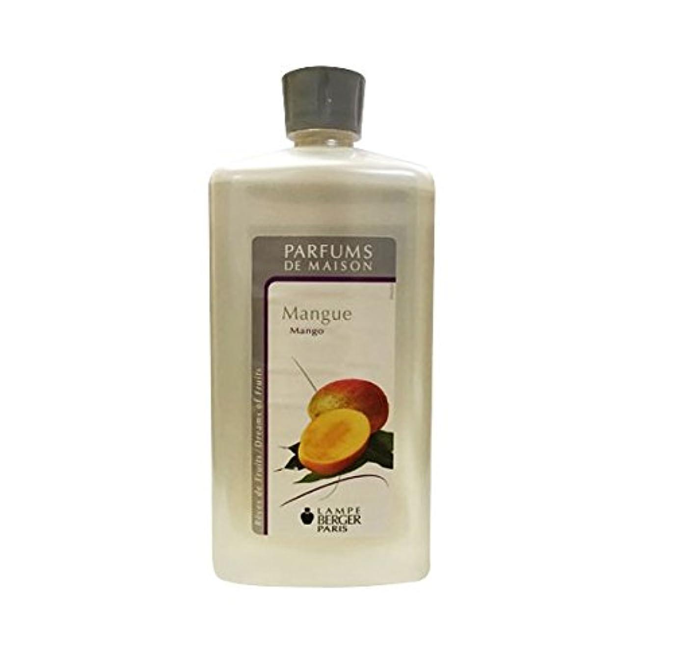 蒸留する敬な早めるランプベルジェオイル(マンゴー)Mangue / Mango