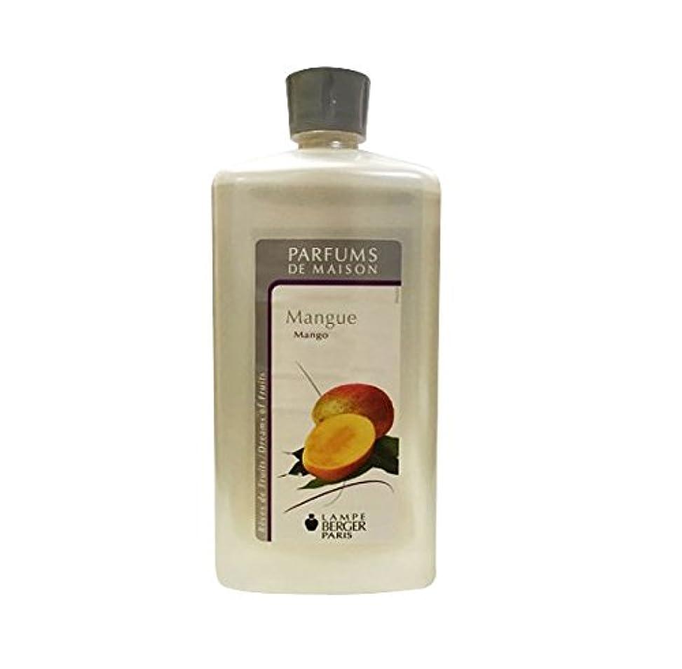 対話ブース汚れたランプベルジェオイル(マンゴー)Mangue / Mango