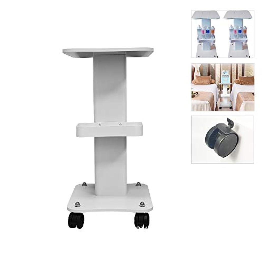 心配実り多いルーチン美容院トロリーサロントロリー ビューティー美容院トロリーサロン使用ローリングカートスパツールは、美容美容サロンのためのインストゥルメントトレイ美容ツールステーションに最適スタンド