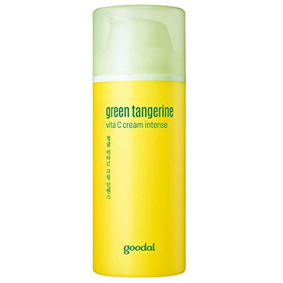 咽頭肝適合するGoodal チョンギュルビタCクリームインテンスセットgreen tangeriene vita C cream intense set[並行輸入品]