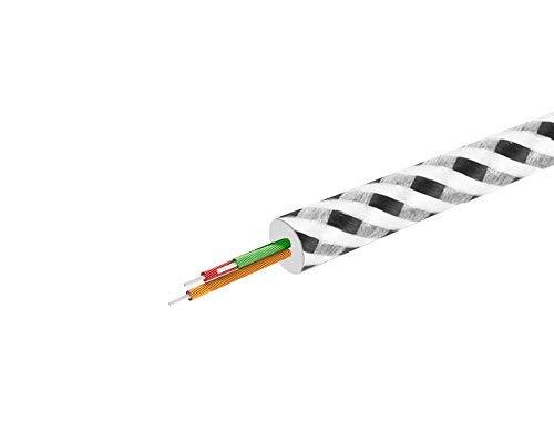 『RAYWILL ステレオミニプラグオーディオケーブル 高音質再生 オス/オス無指向性 標準3.5mm AUX接続 (1.5m シルバー)』の2枚目の画像
