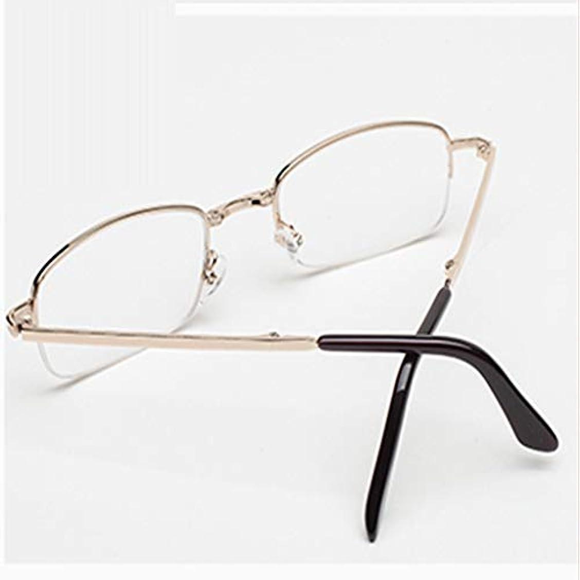 化学スロー評価するスマート折りたたみ式HDデュアルユース老眼鏡、小さくて便利、使いやすく、ユニセックス。