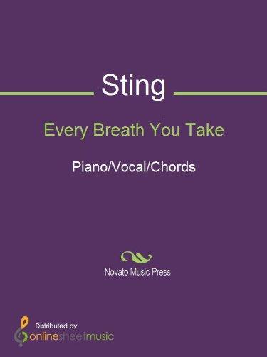 Every Breath You Take Ebook Gloria Gaynor Juliana Hatfield Sting