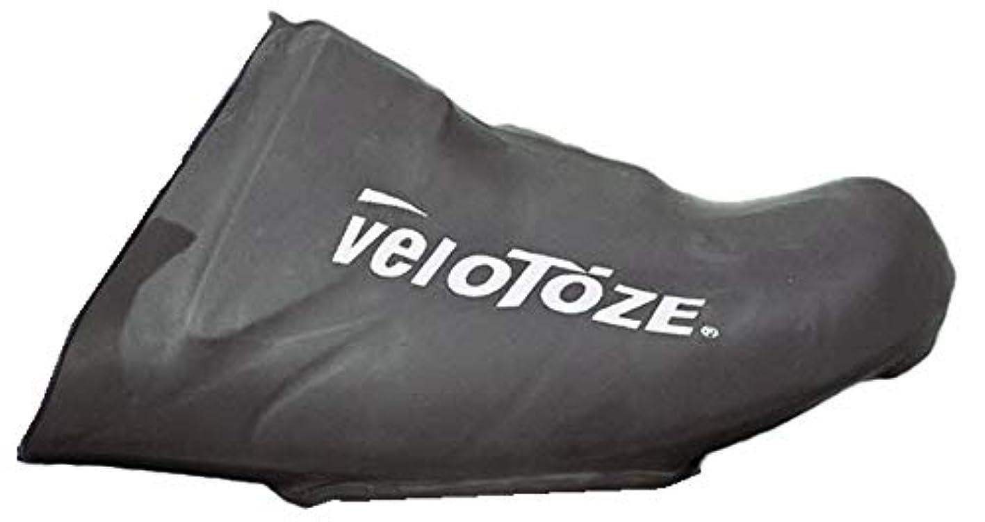 深さ中毒コミットメントVeloToze Toe Covers black - one size by VeloToze