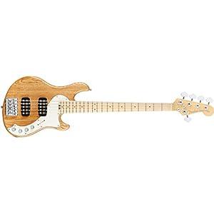Fender フェンダー エレキベース AM ELITE DIM BASS V HH MN NAT