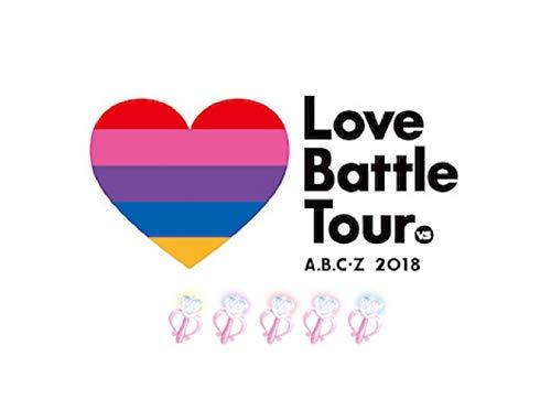 A.B.C-Z 2018 Love Battle Tour(Blu-ray初回限定盤)(特典なし)