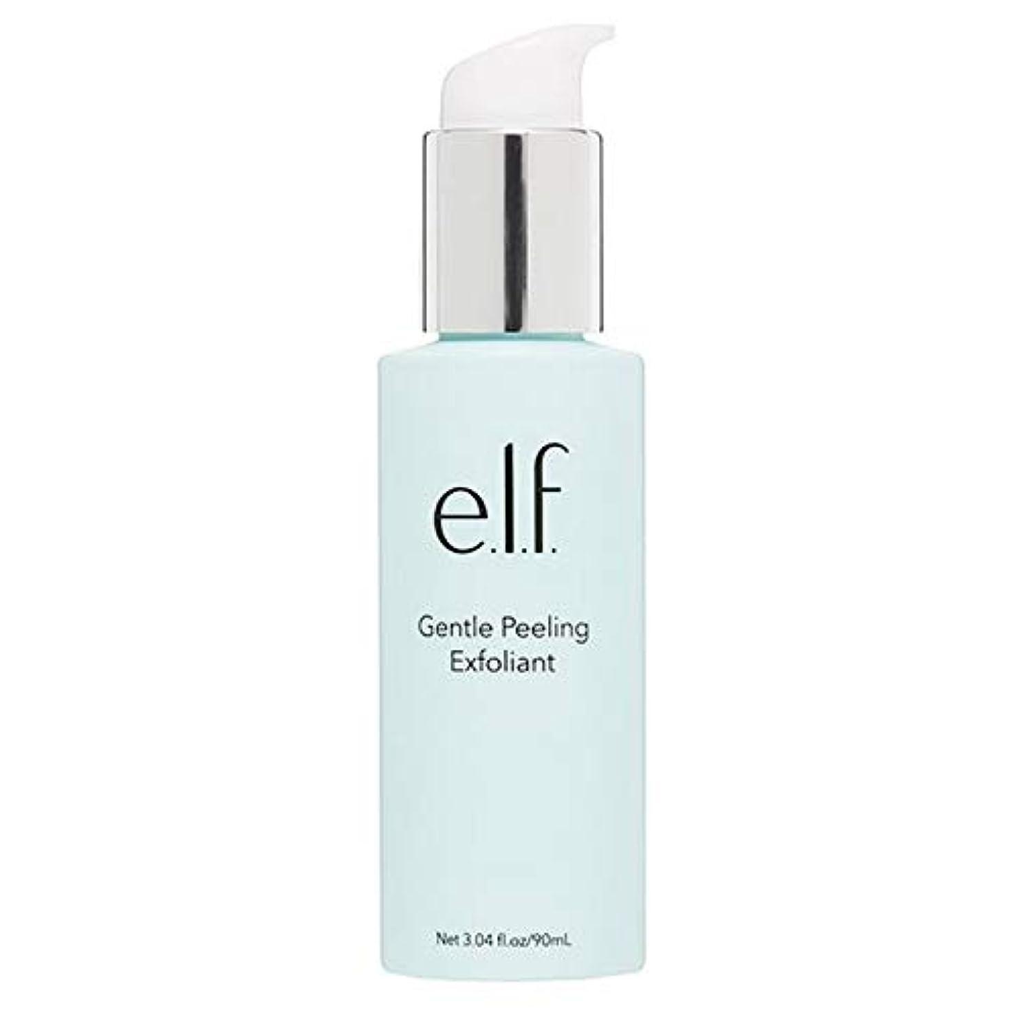 絶妙印刷する長方形[Elf] エルフ。穏やか皮剥離剤90ミリリットル - e.l.f. Gentle Peel Exfoliant 90ml [並行輸入品]