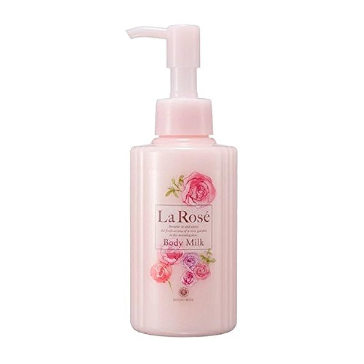 ナインへレキシコン分注するHOUSE OF ROSE(ハウスオブローゼ) ラ?ローゼ ボディミルク RG