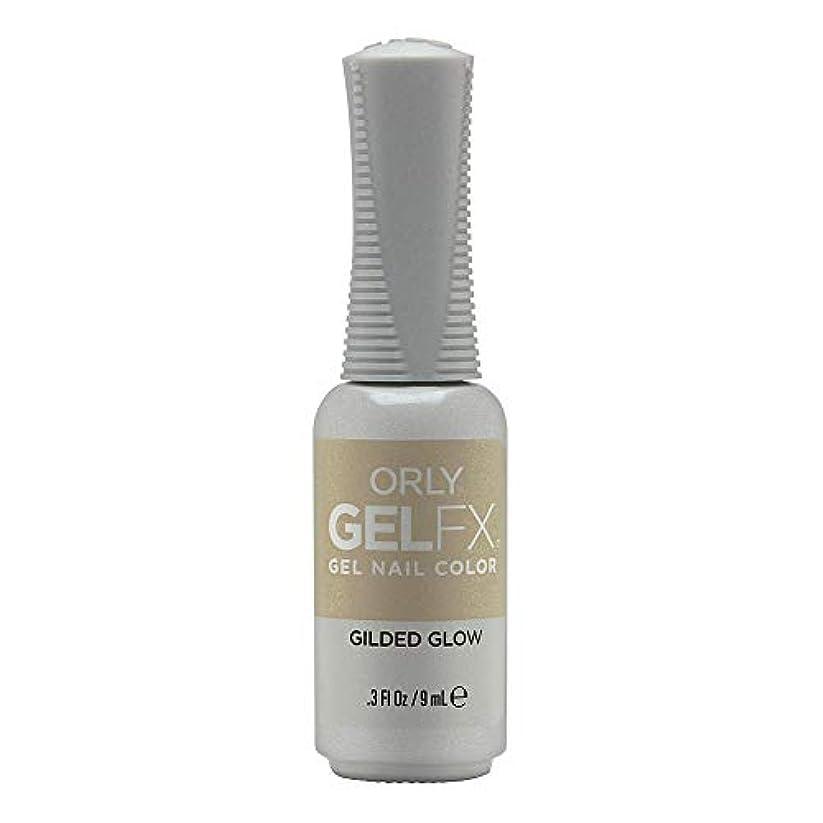 確認するカウントアップ十億Orly Gel FX - Arctic Frost Winter 2019 Collection - Gilded Glow - 0.3oz / 9ml