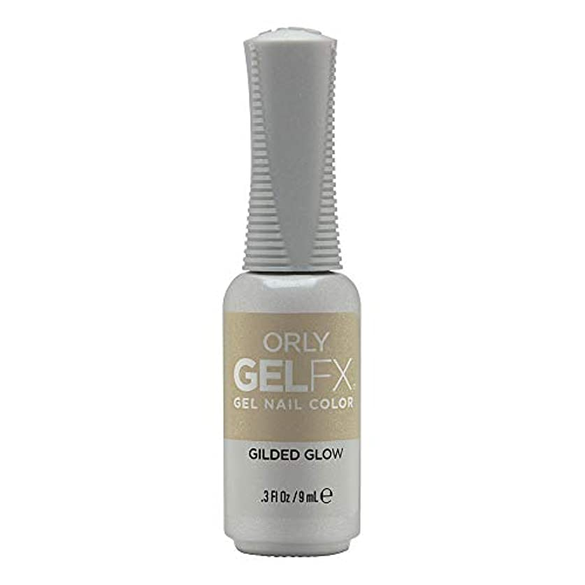 勝利病んでいる菊Orly Gel FX - Arctic Frost Winter 2019 Collection - Gilded Glow - 0.3oz / 9ml