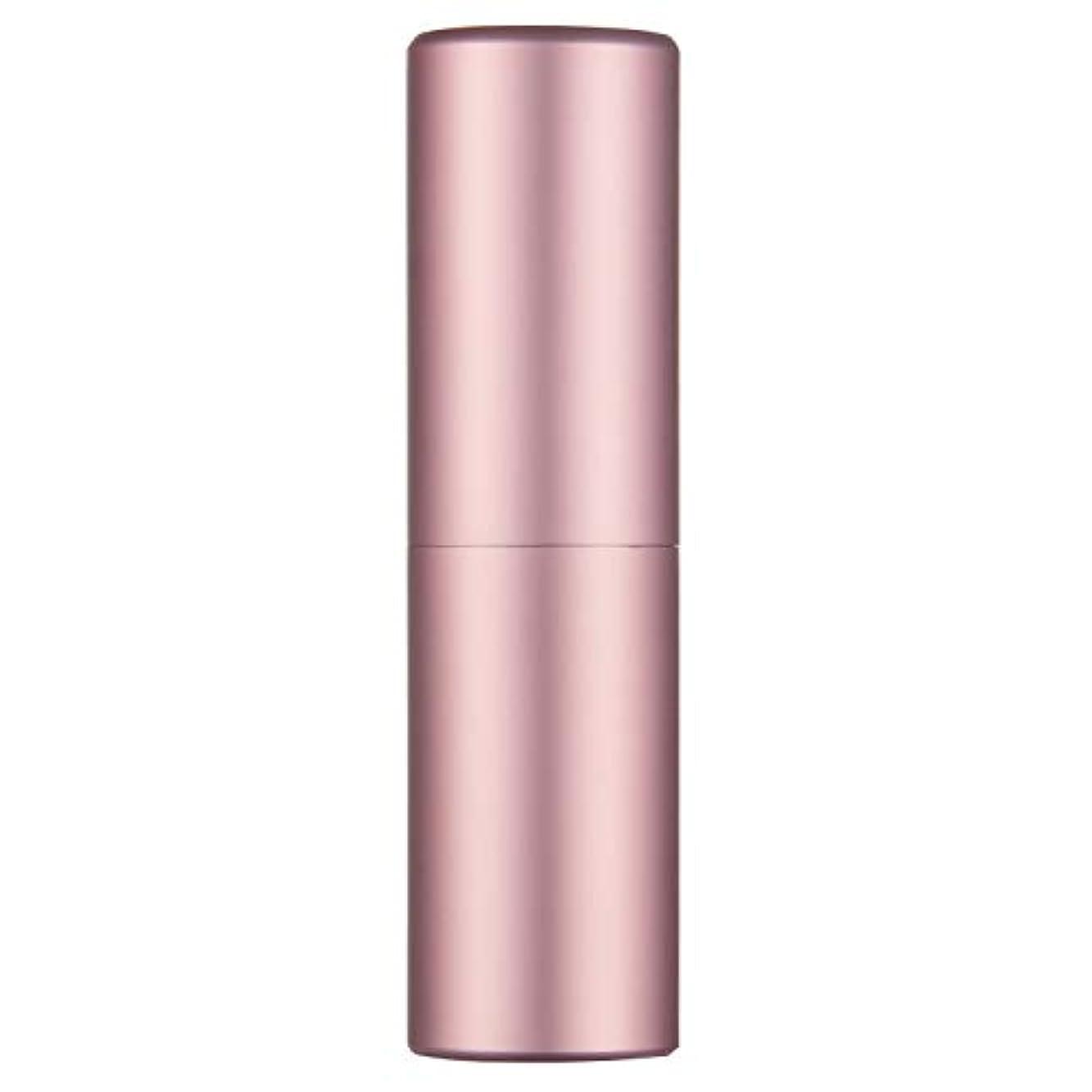 ナイトスポットペン大腿アトマイザー 香水ボトル 香水瓶 20ml 詰め替え容器 レディース スプレーボトル ミニ漏斗付き (ピンク)