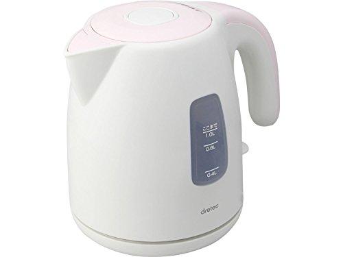 [해외]dretec (도리 텟쿠) 전기 주전자/dretec electric kettle