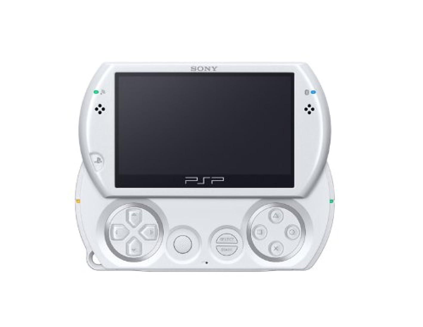 明確なハウス証言するPSP go「プレイステーション?ポータブル go」 パール?ホワイト (PSP-N1000PW)【メーカー生産終了】