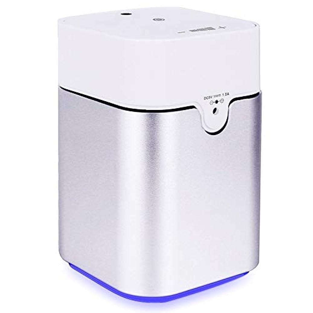 急襲ドリンク葉を集めるENERG e's Pure アロマディフューザー ヨガ室 整体院人気 タイマー機能 ネブライザー式 量調整可能 精油瓶3個付き T11-ENS082