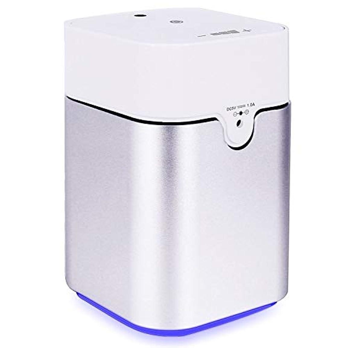 食べる世代ドライブENERG e's Pure アロマディフューザー ヨガ室 整体院人気 タイマー機能 ネブライザー式 量調整可能 精油瓶3個付き T11-ENS082