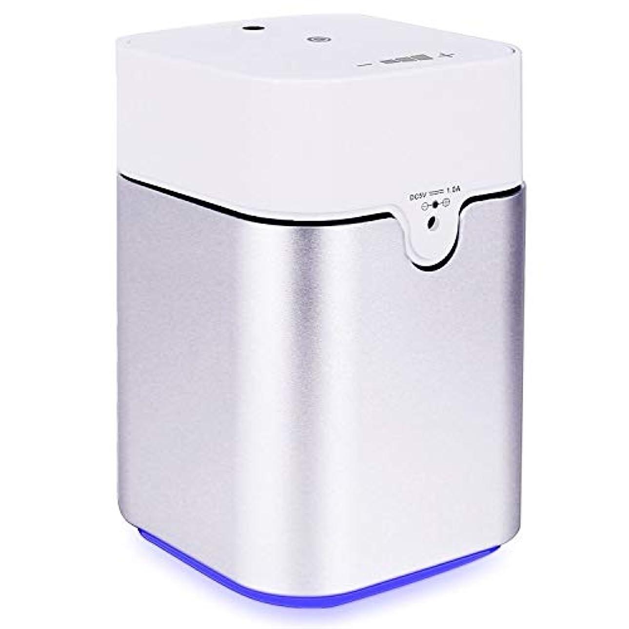 リーン学校の先生宮殿ENERG e's Pure アロマディフューザー ヨガ室 整体院人気 タイマー機能 ネブライザー式 量調整可能 精油瓶3個付き T11-ENS082