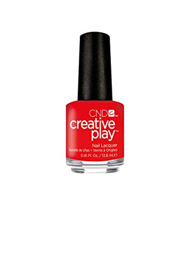 なめるブラジャー典型的なCND Creative Play Lacquer - Mango About Town - 0.46oz / 13.6ml