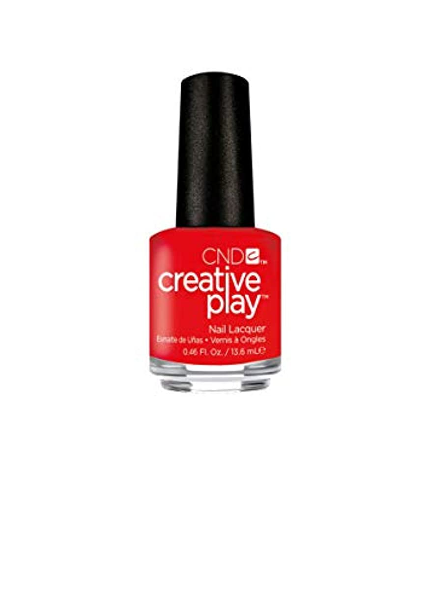 なる苦しむ洪水CND Creative Play Lacquer - Mango About Town - 0.46oz / 13.6ml