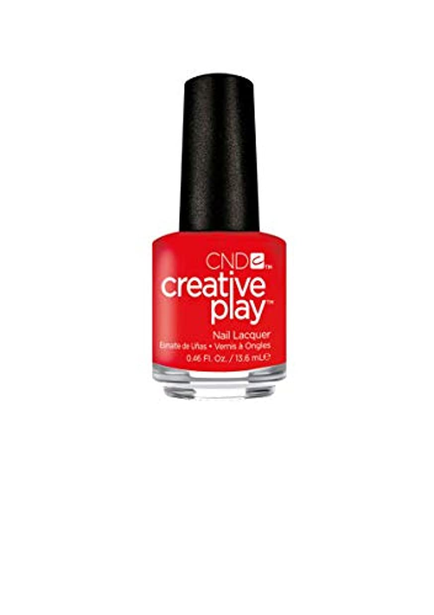 CND Creative Play Lacquer - Mango About Town - 0.46oz / 13.6ml