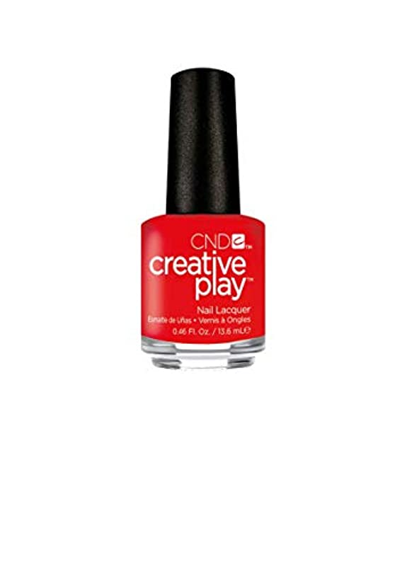 代理店定数スティーブンソンCND Creative Play Lacquer - Mango About Town - 0.46oz / 13.6ml